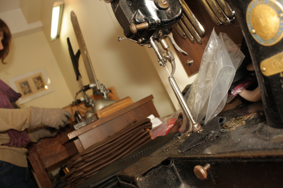 L'atelier du gantier –Millau