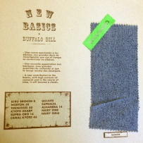 Catalogue TAVEX 1992-1993 - denim écologique