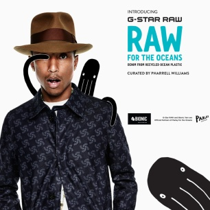 Le jean écologique par G Star / Pharell Williams