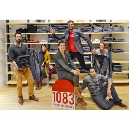 L'équipe de 1083 (Roman sur Isère)