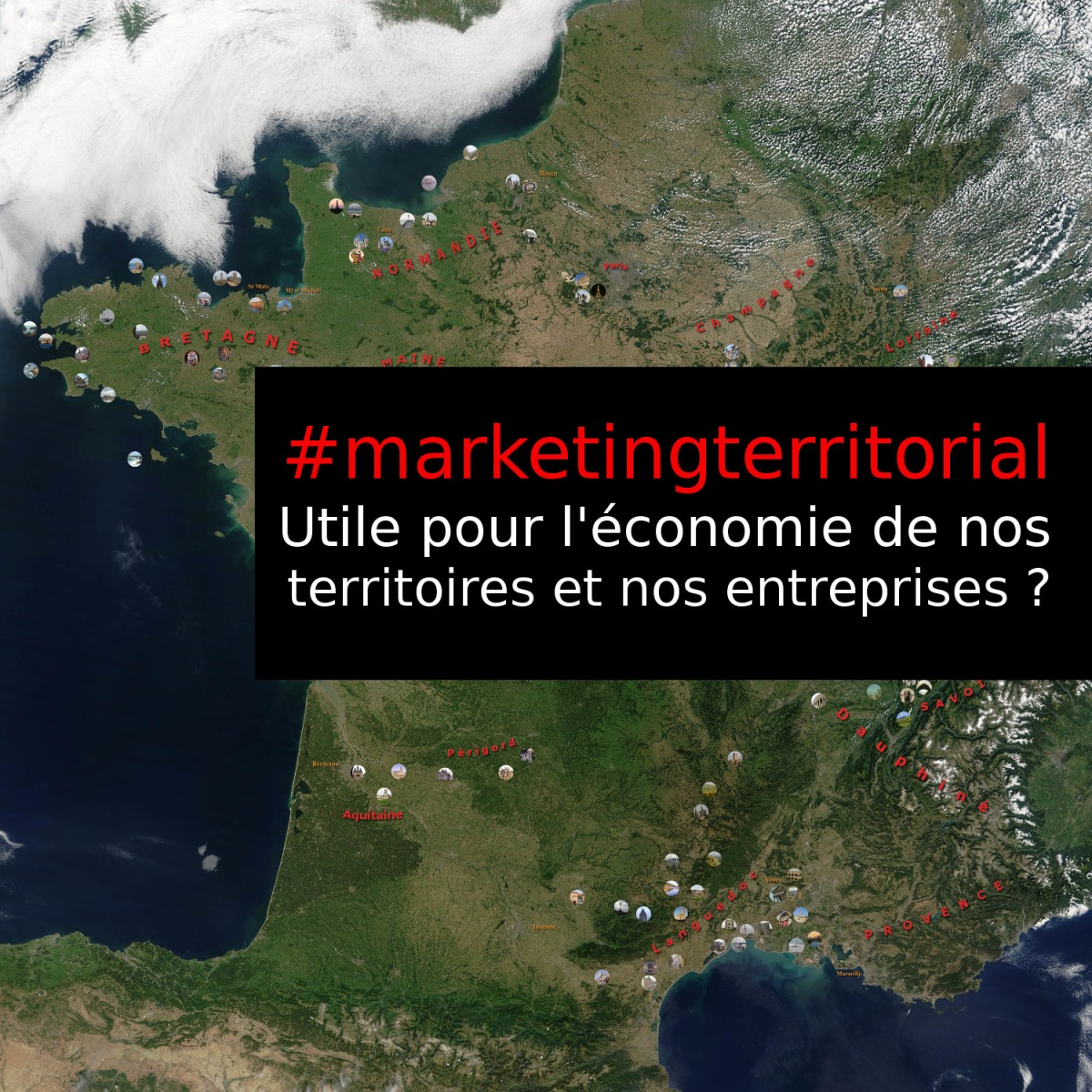 Quand le territoire devient un argument marketing !