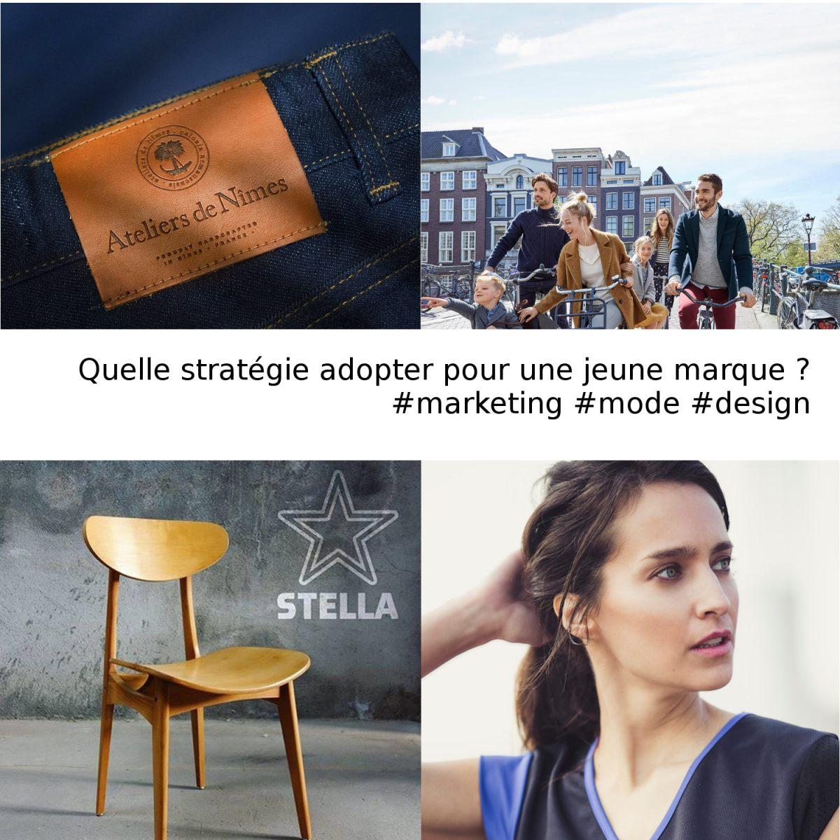 Pour réussir, quelle stratégie adopter pour une jeune marque?