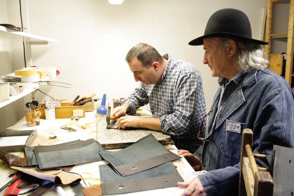 Le Sac du Berger, un atelier traditionnel doté d'une vision moderne des savoir-faireaveyronnais