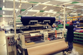Manufacture DOLMEN textiles made in France