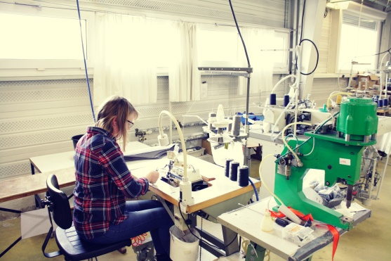 Manufacture DOLMEN confection vêtements made in France